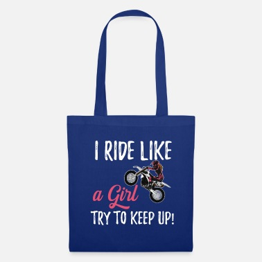 Motocross Dirt Biking Motocross Supercross Design Femmes - Tote Bag