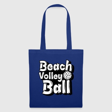 Beach Volley Ball Giocatore Ball Sport Club Club - Borsa di stoffa