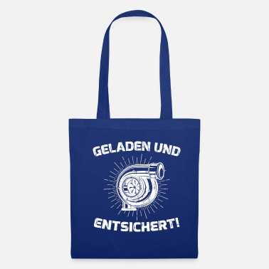Unlocked Loaded and unlocked - Tote Bag