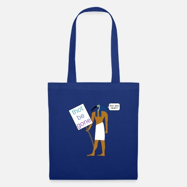 Demo Thoth at a demo - Tote Bag