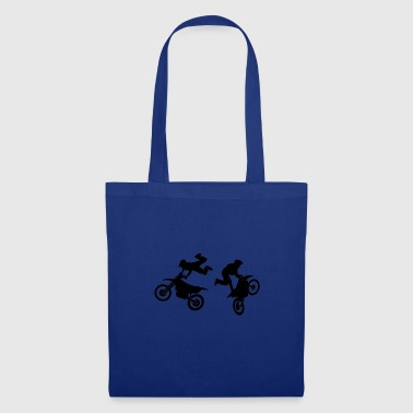 Motorcyclist with Moves # 2! gift idea - Tote Bag