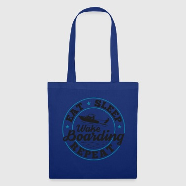 Wakeboard wakeboarder disant drôle cadeau - Tote Bag