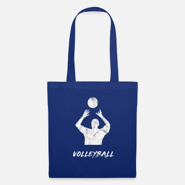 Équipe De Volleyball Volleyball équipe de volleyball - Tote Bag