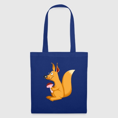 Eichhoernchen mushroom cute kids gift animals - Tote Bag
