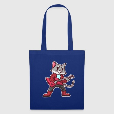 Gitare chat - Tote Bag