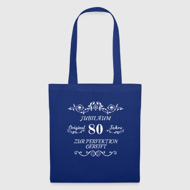 Birthday present 80th birthday - Tote Bag