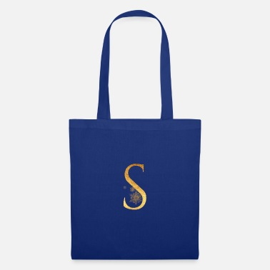 Initial Lettre initiale S - Tote Bag
