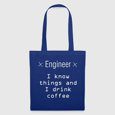 Occupation Occupation engineer - Tote Bag