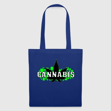 Weed - Grass - Smoke - Smoking - Tote Bag