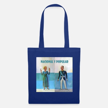 Populaire national et populaire - Tote Bag