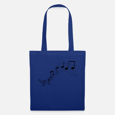 Music Note Music notes, music, notes - Tote Bag