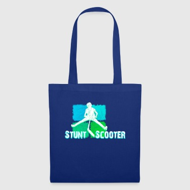 Stunt Scooter Kickboard Stunt Roller Action Chemise - Tote Bag