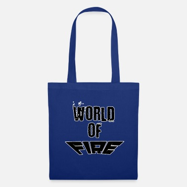 World World of fire - Tote Bag