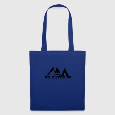 Be outdoor - Tote Bag