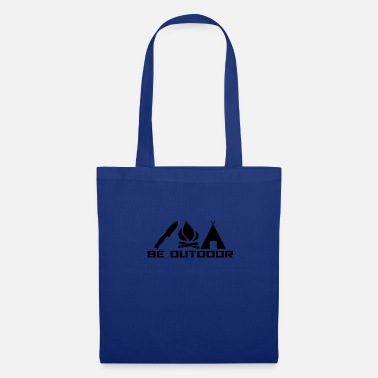 Outdoor Be outdoor - Tote Bag
