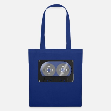 Audio Cassette audio - Tote Bag