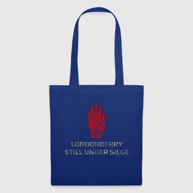 LONDONDERRY STILL UNDER SIEGE - Tote Bag