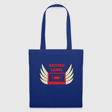 Record Label - Tote Bag
