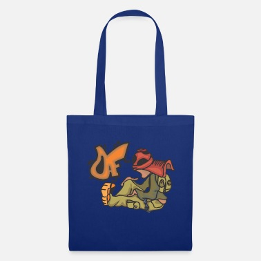 Graffiti of graffiti - Tote Bag