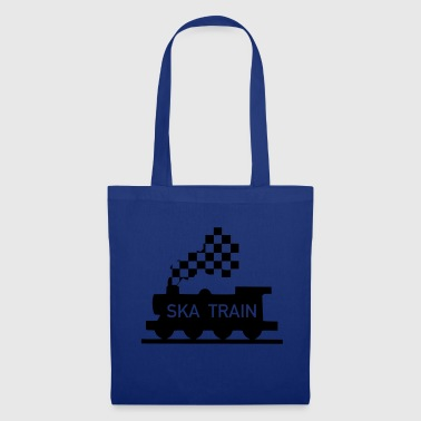 ska train - Borsa di stoffa