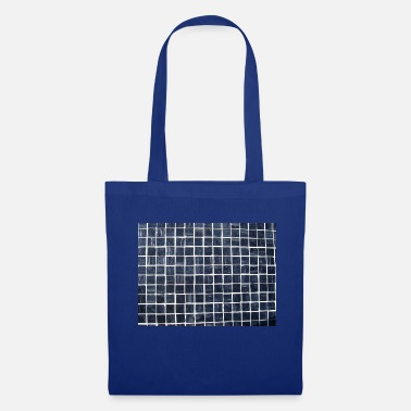 Carreaux Carrelage à carreaux - Tote Bag