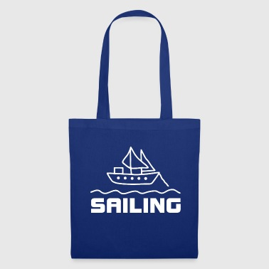 Yacht Voile Voile Voile - Tote Bag