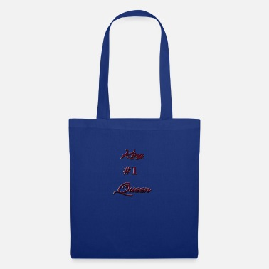 King Queen King # 1 Queen - Tote Bag