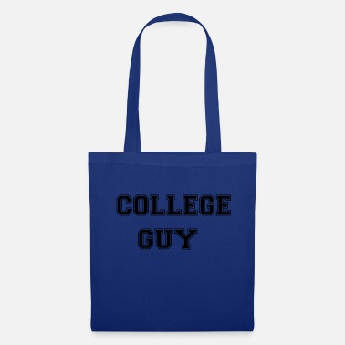 Collège College Guy - Heures - Collège - Tote Bag