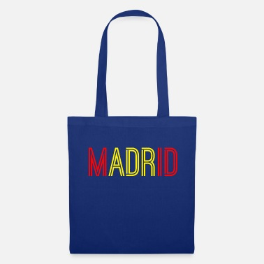 Madrid Madrid - Tote Bag
