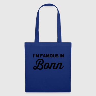 In the famous in bonn - Tote Bag