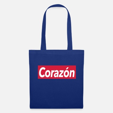 Corazon Corazon - heart - Tote Bag