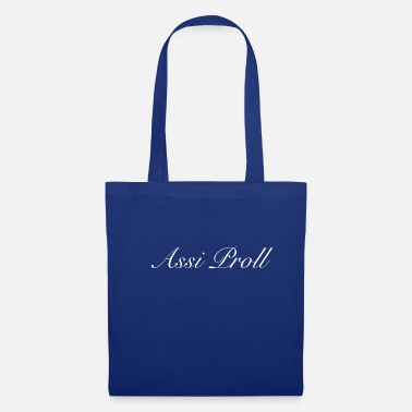 Chav Assi Proll handwriting - Tote Bag