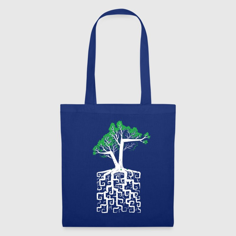 Square Root - Tote Bag
