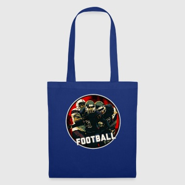 Casque et maillot de jeunesse Cool Art Season Red Art Graphic sur blanc sur noir - Tote Bag