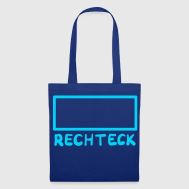 rectangle - Tote Bag