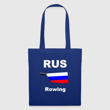 RUS Russie Rowing Russia Rowing Aviron - Tote Bag