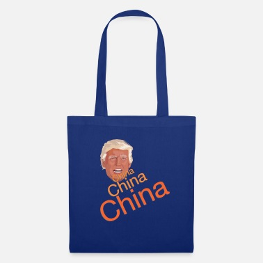 China Donald Trump - China China China - Stoffbeutel