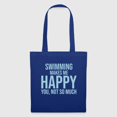 Crawl Snake swimmer - Tote Bag