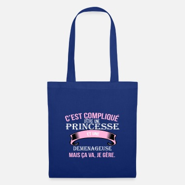 Mover mover - Tote Bag