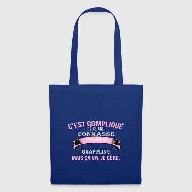 Grappling - Tote Bag