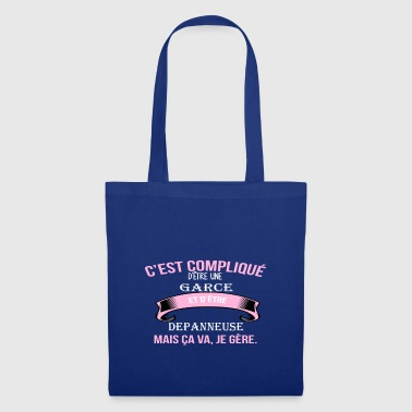 Depanneuse - Tote Bag
