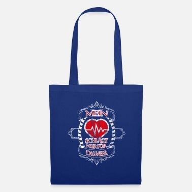 Decepticon My heart is only for the sea - Tote Bag