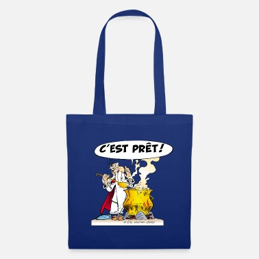 Officialbrands &amp Asterix & Obelix - Miraculix elixir Teendger T-Shi - Tote Bag