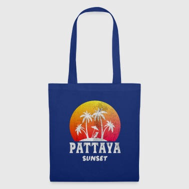 Pattaya Sunset Thaïlande - Tote Bag