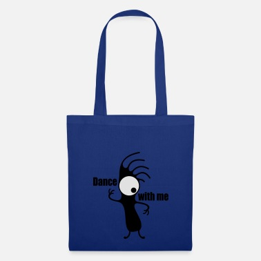 Dance Monster Dance with me - Dancing Monster - Tote Bag