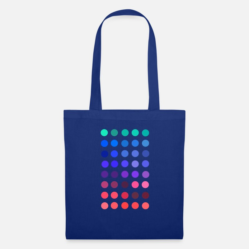 Fashion Bags & Backpacks - Pantone 2 - Tote Bag royal blue