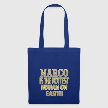 Marco - Tote Bag