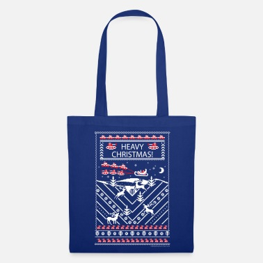 World Of Tanks World Of Tanks Heavy Christmas - Bolsa de tela