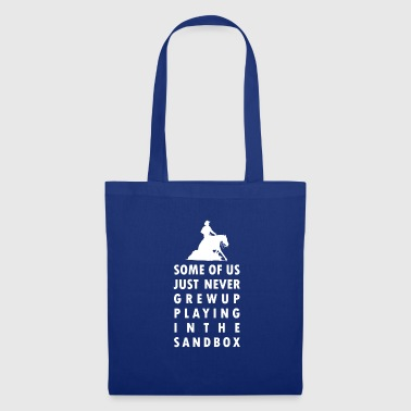 Equitation Western riding Cheval de western Horse Pony - Tote Bag