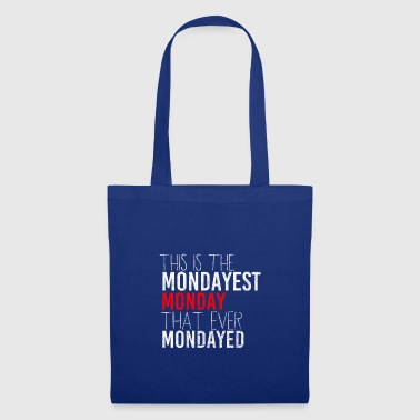 Monday gift idea idea idea - Tote Bag